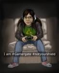 I am #Gamergate #notyourshield